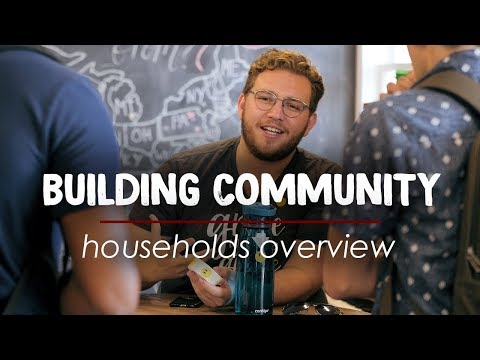 Building Community: Households Overview