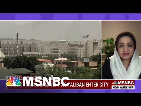The Taliban Have Reached Kabul. What Do Americans Still Owe Afghanistan?