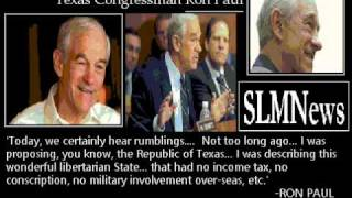 Ron Paul - Republic of Texas