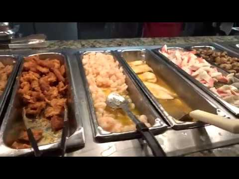 Crabby Mikes Seafood Buffet In Myrtle Beach, South Carolina