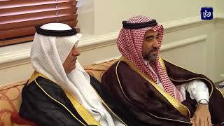 رئيس الوزراء يؤكد عمق العلاقات التاريخية بين الأردن والسعودية (18-6-2019)