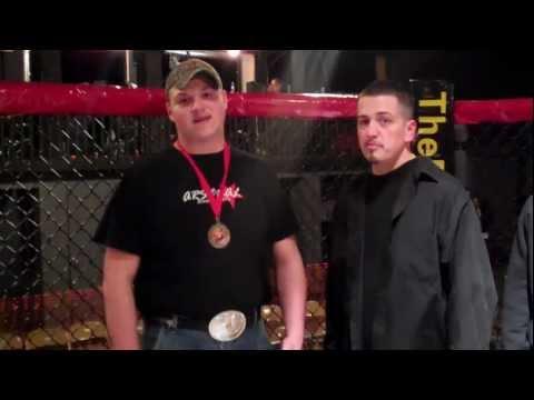 John Heilman & Josh McPherson Post Fight   Budo Fights 3