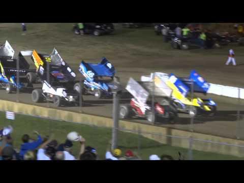 IRA Sprints - Angell Park Speedway 7/20/14