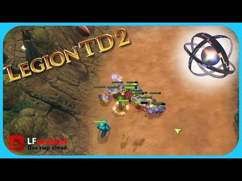 Legion TD 2 | Smart Move