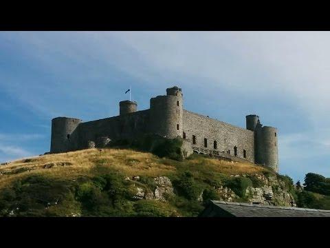 Wales - Harlech - Harlech Town