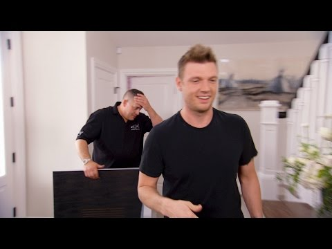 Nick Carter Wants His Tank 'That Way'