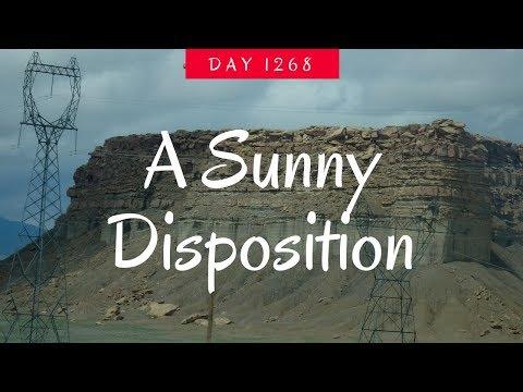 A Sunny Disposition