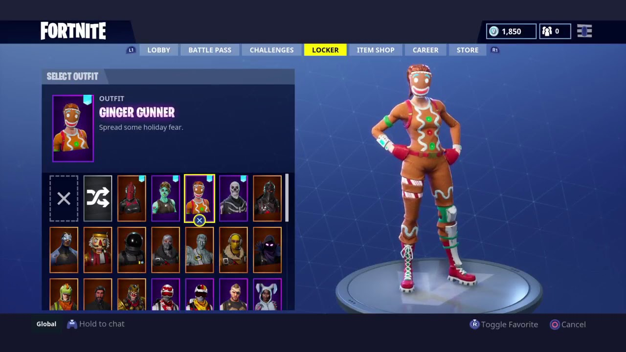 Skull Trooper Ghoul Trooper Red Knight Account For Sale