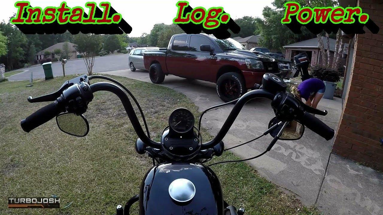 Harley Davidson Screamin Eagle Pro Tuner   Everything!