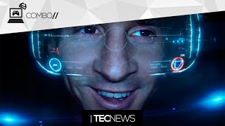 Lionel Messi vira o Homem de Ferro / Jason no Mortal Kombat X | TecNews
