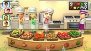 Wii Party U - Recipe Recall