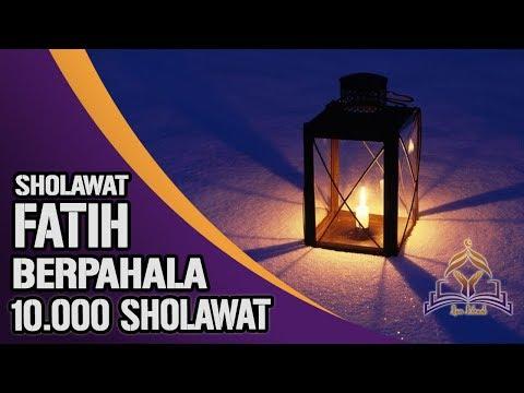 Bacaan Sholawat Fatih Pahala Menyamai 10 000 Kali Sholawat