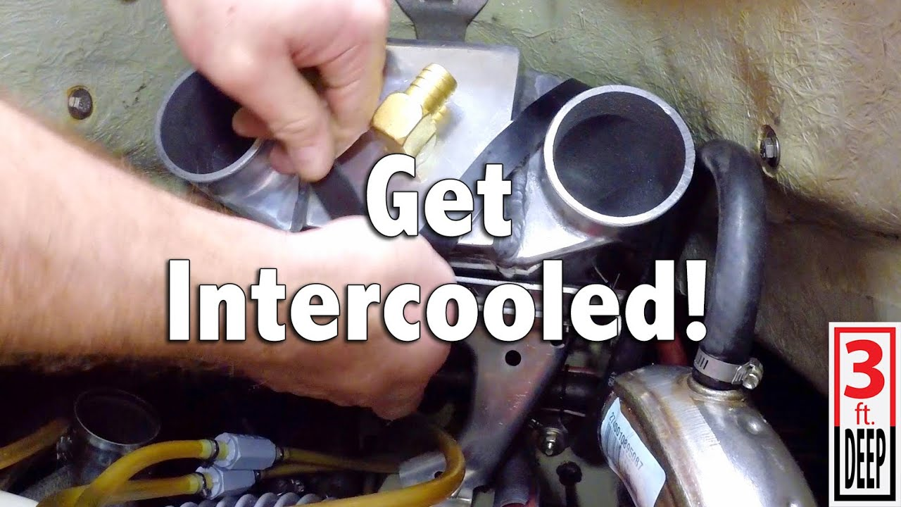 How to Install an Intercooler (on a Supercharged 4-TEC Sea-Doo Jet Ski)