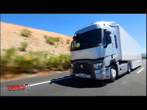 Prueba Camión Renault Truck T 440 Sleeper Cab