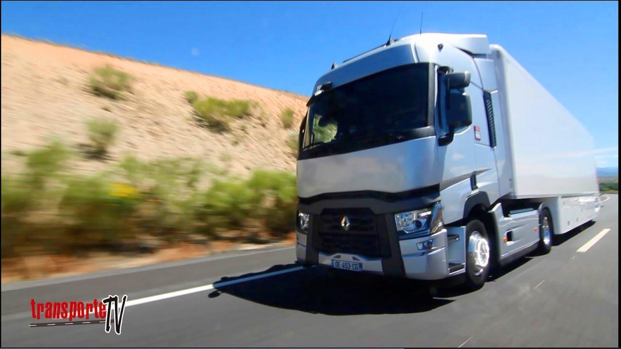 Prueba Camión Renault Truck T 440 Sleeper Cab Youtube