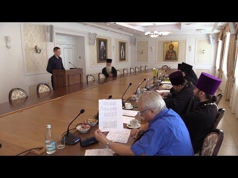 Вступительные экзамены в Нижегородскую духовную семинарию