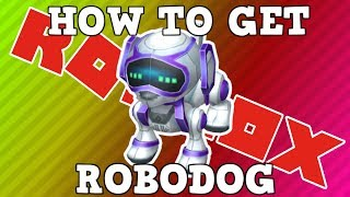 How to Get RoboDog | Roblox Miner's Haven REZ Innovation Event 2018