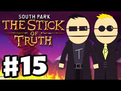 South Park: The Stick Of Truth - Gameplay Walkthrough Part 15 - Blame Canada (PC)