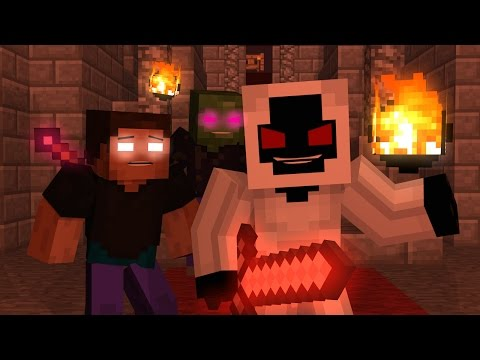 """Entity 303's Life"" - Minecraft Parody of Something Just Like This"