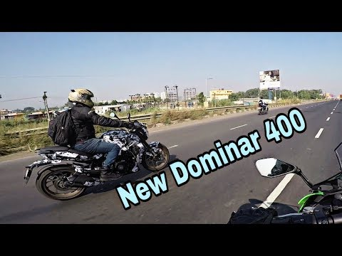 New Bajaj Dominar 400 2019 Spotted Testing | Pune