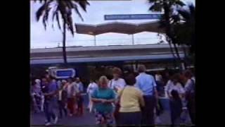 USA 1987, 5. Teil: Los Angeles, Disneyland, Seaworld