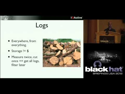 Black Hat USA 2012 - Sexy Defense: Maximizing the Home-field Advantage