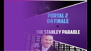 (Phoenix Productions) Portal 2 #4 + The Stanley Parable