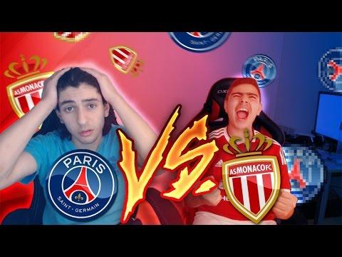 MONACO 1-4 PSG !  REACTIONS ET BUTS ! FINAL COUPE DE LA LIGUE