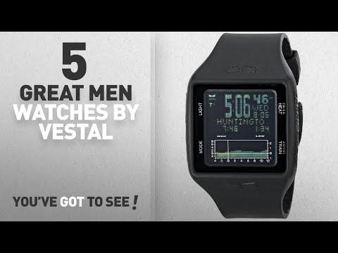 Top 10 Vestal Men Watches [ Winter 2018 ]: Vestal Men's BRG001