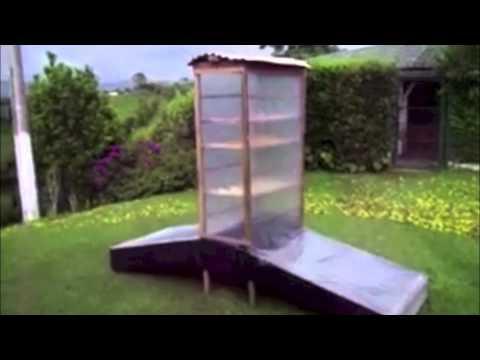 Deshidratador solar