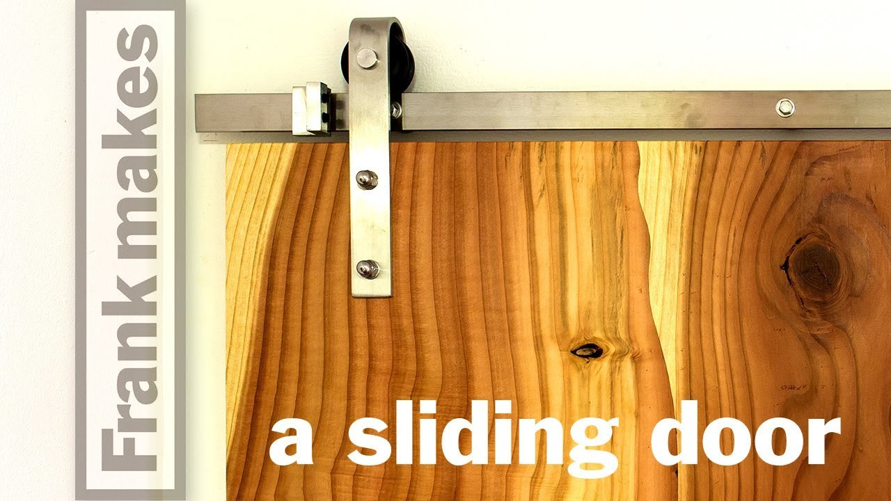 Sliding Pantry Door Youtube