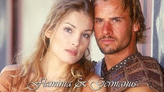 Flaminia & Germanus (Held der Gladiatoren)