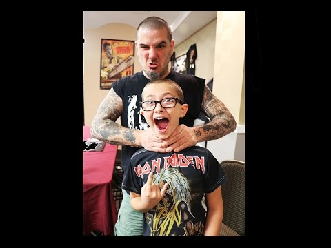 PHIL ANSELMO interview: new Superjoint record, Phil & Bill project, Satan or farts, more!
