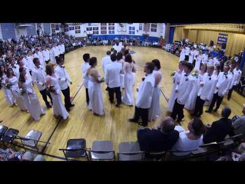 Grand March 2013 Boothbay Region High School