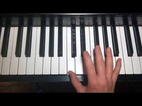Lesson 1 Learn Piano Chords And Scales Part 1 Youtube