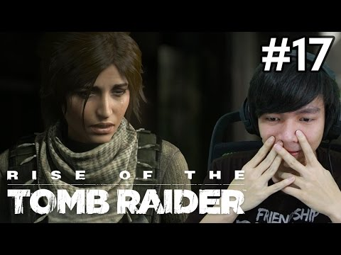 Rise of the Tomb Raider - Lara Nangis - Indonesia Gameplay Part 17