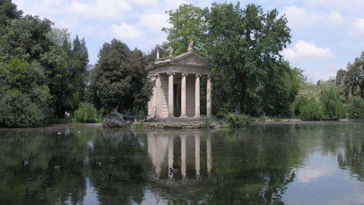 Villa Borghese: Parco Pubblico di Roma. Storia, Musei e ...