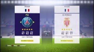 ПСЖ  Монако прогнозы на матч и ставки на спорт