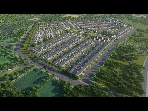 VIDEO 3D ANIMASI - perumahan kawasan SYMPHONY LAND 1 BATAM ( lumion 10 )