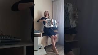 Песни Победы - accordion - Maria Selezneva