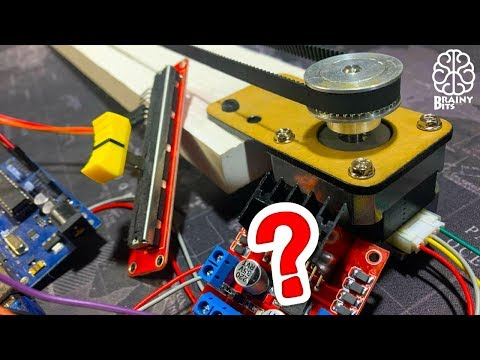 The Cheapest way to control a Stepper Motor with an Arduino. But is it any good?