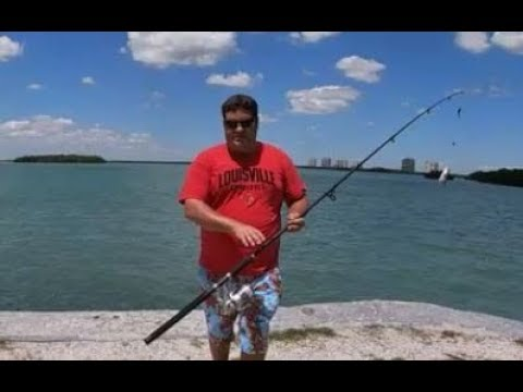Fishing Saltwater In Southwest Florida - ESTERO BAY 🎣😎