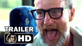 WILSON - Official Red Band Trailer (2017) Woody Harrelson Comedy Movie HD