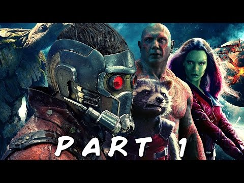 MARVELS GUARDIANS OF THE GALAXY Episode 1 Walkthrough Gameplay Part 1 - Star-Lord (Telltale)