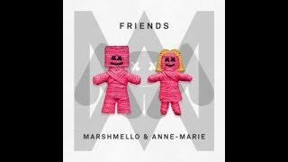 MARSHMELLO & ANNE-MARIE - FRIENDS (MP3 Music Pupoler)