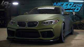 NEED FOR SPEED (2015) - BMW M2 GAMEPLAY (TUNING, COP CHASE, DRIFTING, RACES)