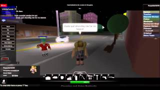 ROBLOXITY part 35 (Dude quit shooting me for NO reason!!)