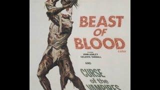 Зверь Крови - ужасы (1971)