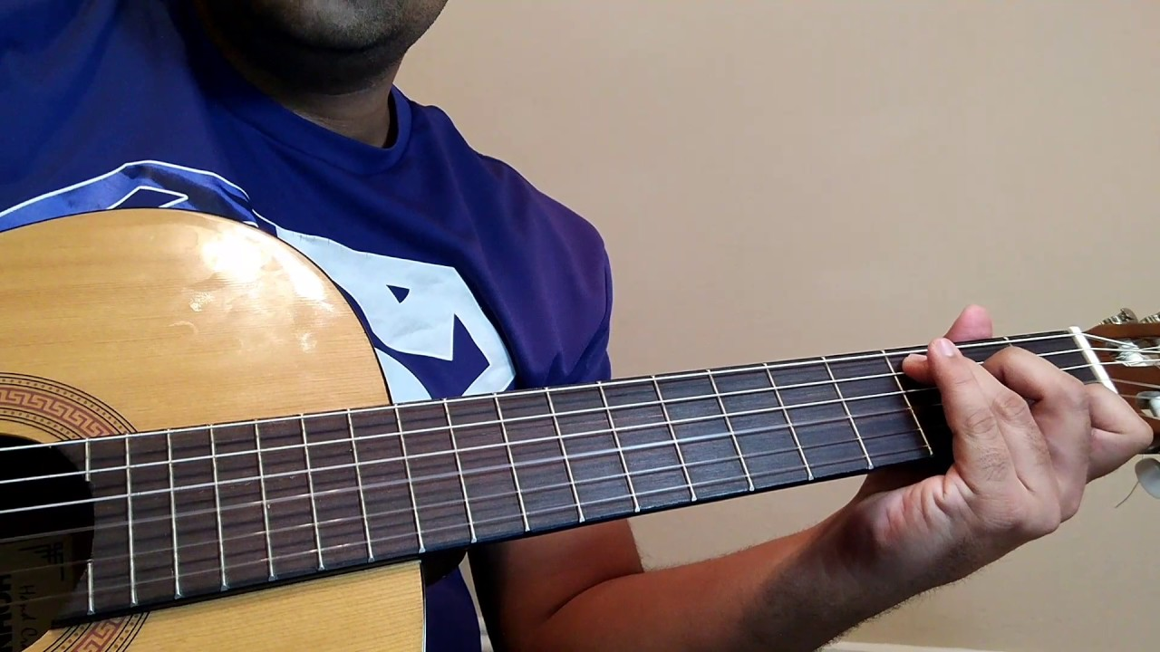 Pani Da Rang | Vicky Donor | Guitar Cover Lesson - YouTube