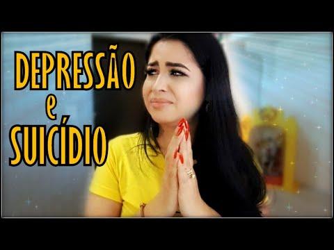 DEPRESSÃO E SUICÍDIO - MEU TESTEMUNHO - #SetembroAmarelo